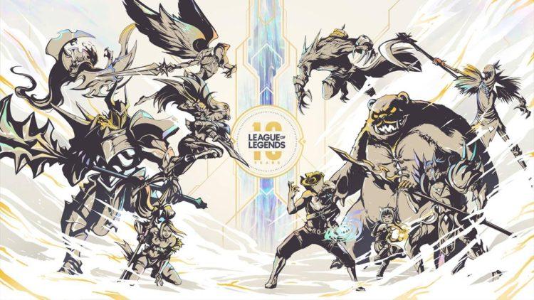 League of Legends'ın 10. Yılına Özel Yeni Oyunlar ve Dev Projeler legends of runeterra Wild Rift