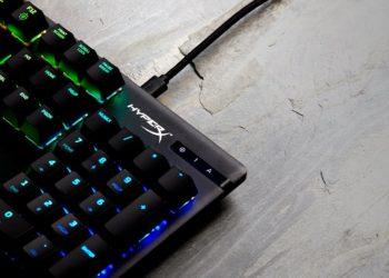 HyperX Alloy Origins Mekanik Klavye Piyasaya Sunuldu