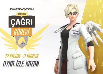 Overwatch'ta Yeni Görev, Yepyeni Ödüller