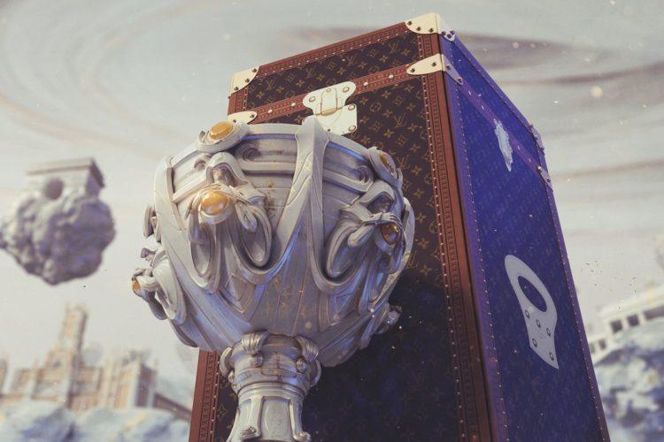 Louis Vuitton League of Legends Koleksiyonu Satışa Sunuldu