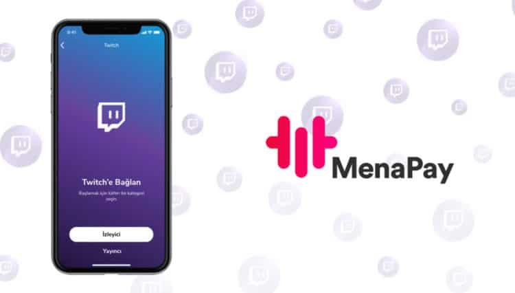 MenaPay Twitch Entegrasyonunu Güçlendirdi