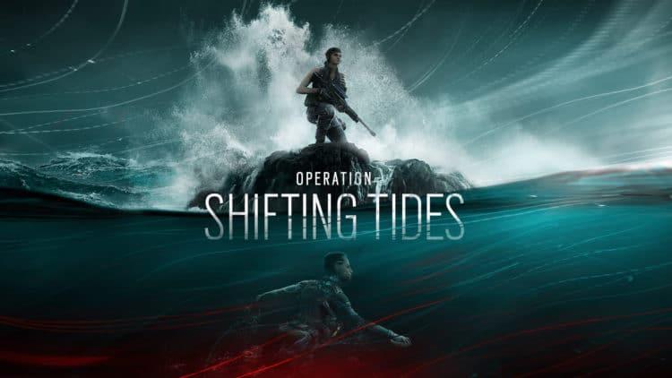 Tom Clancy's Rainbow Six Siege Shifting Tides Operasyonu Başladı