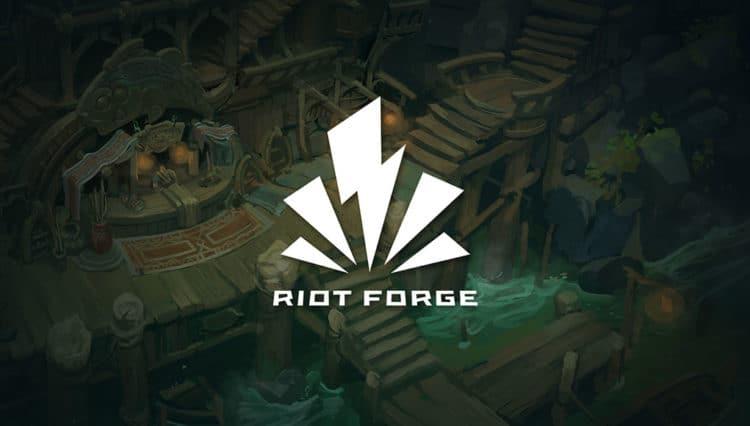 Riot Games, Üçüncü Parti Geliştiriciler İçin Riot Forge Markasını Duyurdu