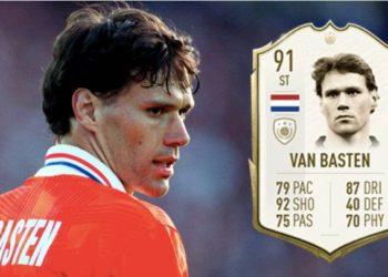 EA, Marco Van Basten Kartlarını FIFA 20'den Çıkardı