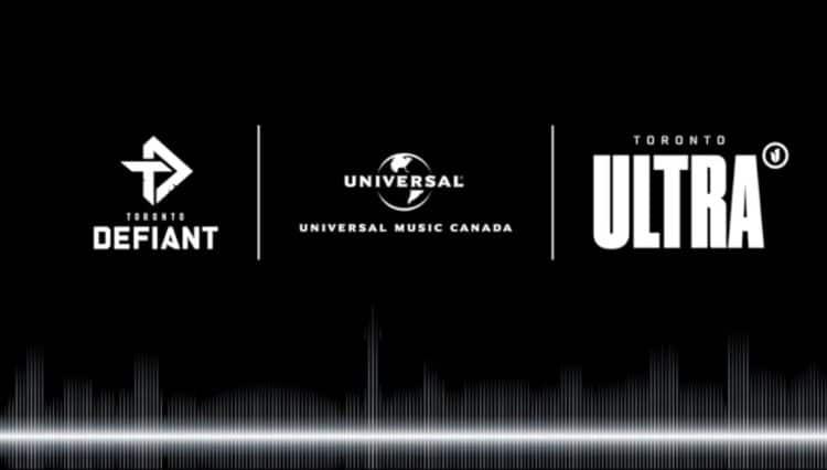 OverActive Media ile Universal Music, Espor ve Müziği Bir Araya Getiriyor