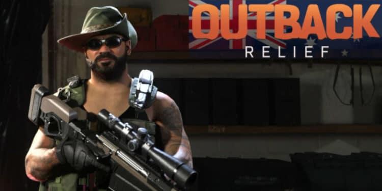 Modern Warfare Outback Relief Satışları İle Avustralya'ya Destek