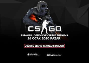 Estanbul Offensive CS:GO Turnuvası 3. Eleme Kayıtları Başladı
