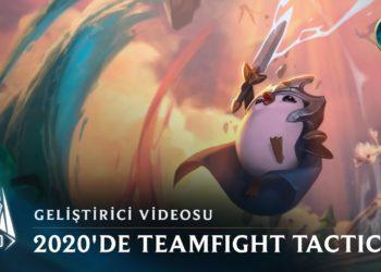 Teamfight TacticsMart Ayında Mobile Geliyor
