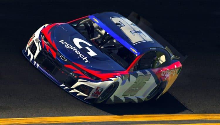 Logitech G, NASCAR Şampiyonu William Byron İle Ortaklık Kurdu