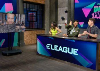 Craig Barry, ELEAGUE Super Punch Talk Show'da