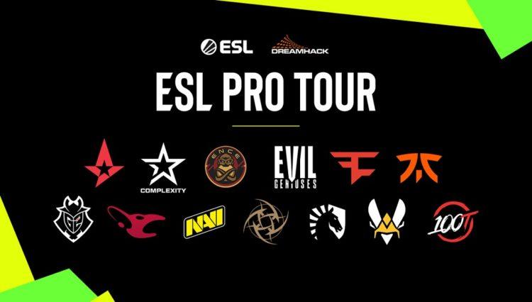 ESL ve DreamHack, Lider Espor Takımlarıyla Tarihi Bir Anlaşma Yaptı ESL PRO LEAGUE