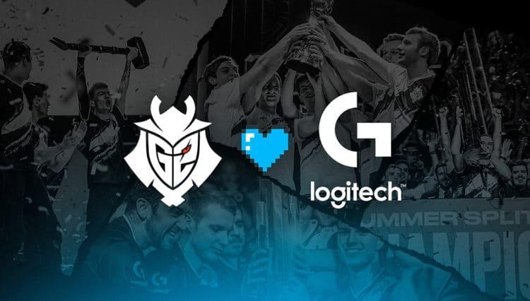 Logitech G ve G2 Esports Ortaklığı Devam Ediyor - T1 - Natus Vincere