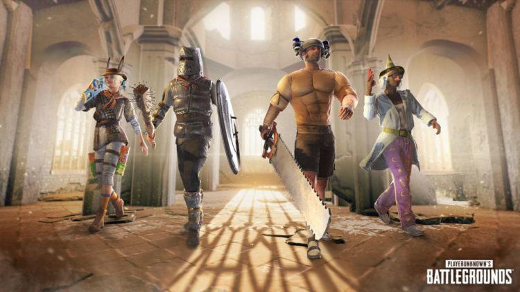 PUBG Fantezi Battle Royale Modu Duyuruldu