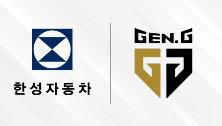 Gen.G, Mercedes-Benz Kore Bayisi Han Sung Motor İle Anlaştı