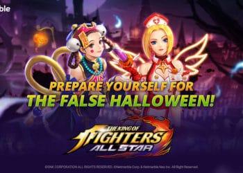 The King Of Fighters Allstar Sahte Cadılar Bayramı Heyecanı Başlıyor