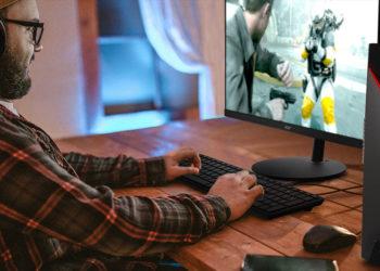 Acer Nitro Serisi Bilgisayar ve Monitörler Oyuncuların İhtiyacını Karşılıyor
