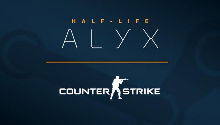 CS:GO, Half-Life: Alyx Kozmetikleri ile Renklendi