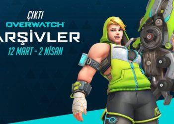 Overwatch Archives 2020 Artık Oynanabilir