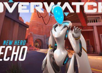 6 Aylık Aradan Sonra, Overwatch'ın Yeni Kahramanı Echo