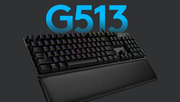 Logitech G513 Clicky Satışta!