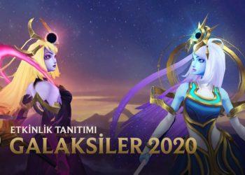 League of Legends Galaksiler 2020 Görev Kılavuzu