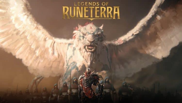 Legends of Runeterra Çıkış Tarihi 30 Nisan Olarak Açıklandı
