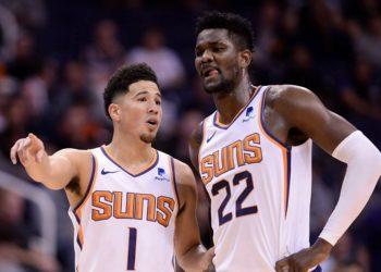 Phoenix Suns NBA Online İçin Ön Saflarda Duruyor