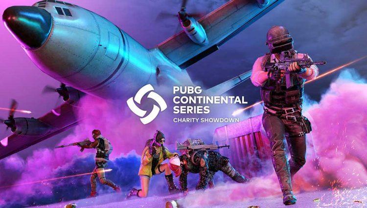 PUBG Corporation Küresel PCS Charity Showdown Programını Duyurdu