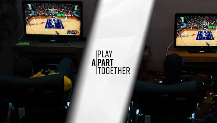 #PlayApartTogether ile Oyun Sektöründen Dünya Sağlık Örgütüne Destek