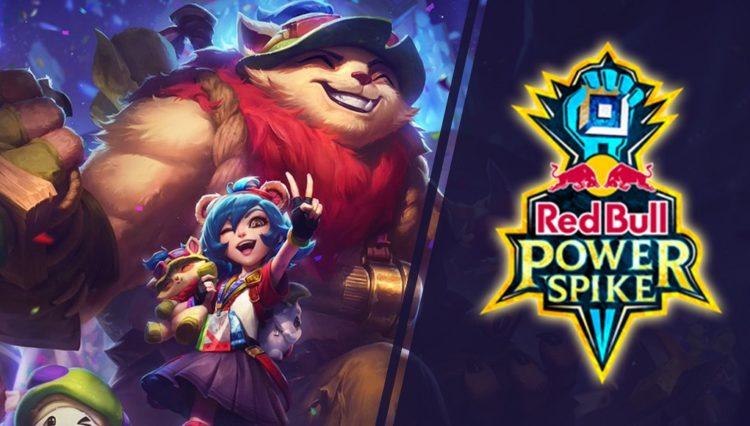 Red Bull Power Spike League of Legends Turnuvasını Duyuruldu