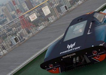 Acer, R8G e-Sports Sim Racing Takımıyla İş Birliği Yaptı