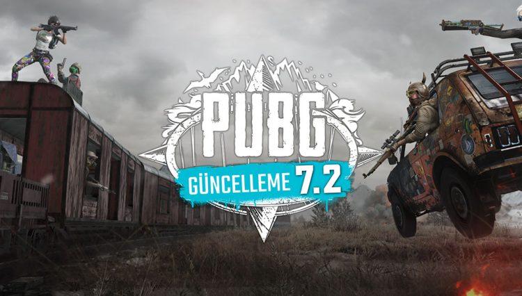 PUBG Güncelleme 7.2 ile Dereceli Mod Geliyor