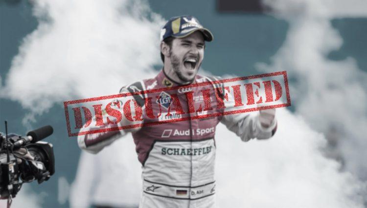Formula E Sürücüsü Daniel Abt Diskalifiye Edildi