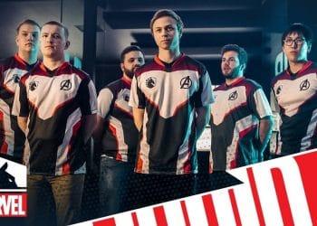 Espor Modası: Marvel ve Team Liquid İş Birliği