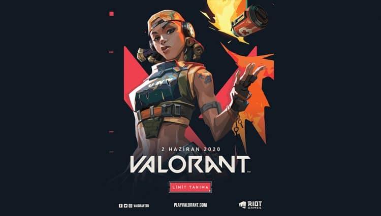 VALORANT, 2 Haziran'da Tam Sürümüyle Çıkıyor