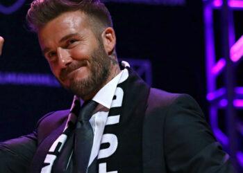 David Beckham, Espor Sektörüne Yatırım Yaptı