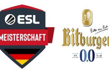 ESL Meisterschaft Ligi Bitburger 0.0% İle Anlaştığını Duyurdu