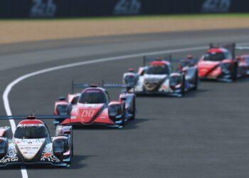 Le Mans 24 Saat, Sanal Ortamda Oynanacak