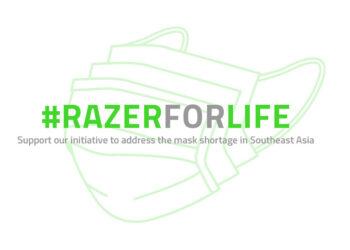 Razer: Maske Bağışlamak İçin Oyun Oynayın!