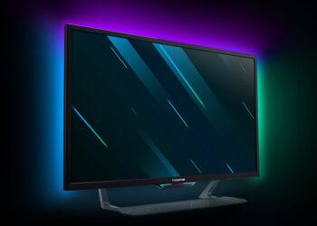 Acer Predator CG437KP, Oyunların Heyecanını İkiye Katlamak İçin Geliyor
