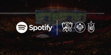 Spotify, League of Legends'ın Özel Global Audio Hizmet Sağlayıcısı Oldu