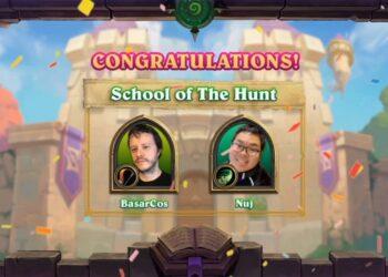 BasarCos ve Nuj, Hearthstone Inn-Vitational Turnuvasının Şampiyonu Oldu!