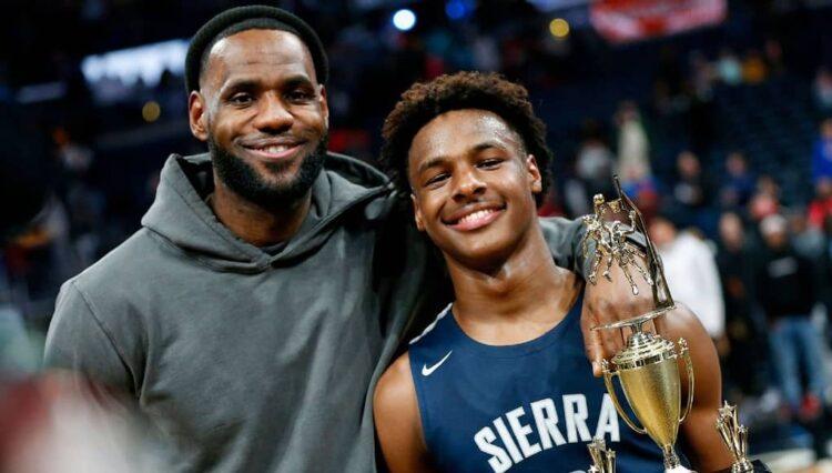 FaZe, LeBron James'in Oğlu Bronny James ile Anlaşma İmzaladıklarını Duyurdu