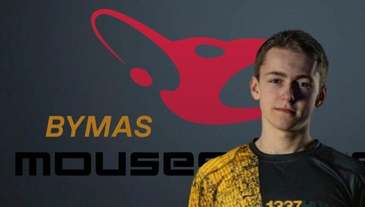 Bymas, Mousesports CS:GO Takımına Katıldı