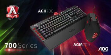 AOC, OyuncuEkipmanlarıİle Ürün Grubunu Genişletiyor