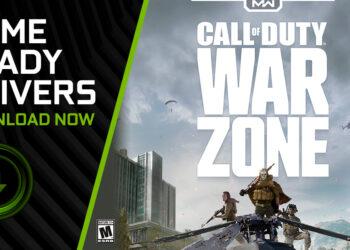 Call of Duty: Modern Warfare ve Warzone İçin NVIDIA Reflex Desteği Duyuruldu