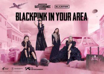 PUBG MOBILE ve K-POP Grubu BLACKPINK'ten İş Birliği