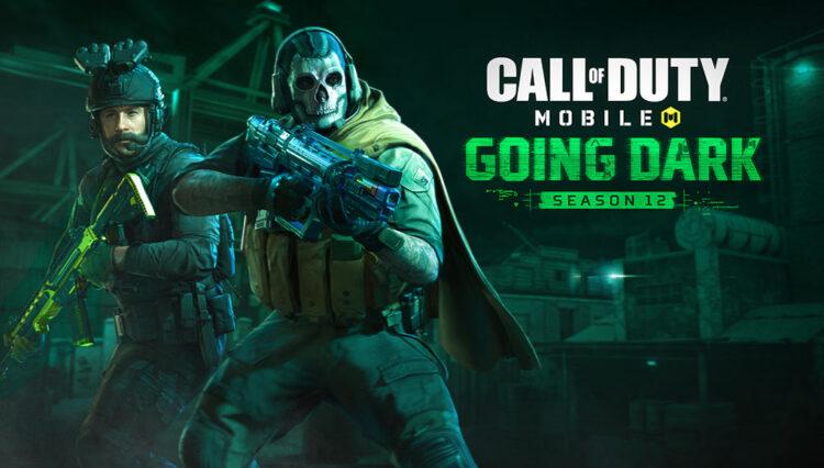 Call of Duty Mobile, 12. Sezonu ile Karanlık Moda Geçiyor: GOING DARK (Karanlığa Dalış)