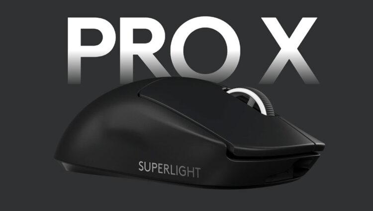 Logitech G'den En Hafif Mouse: PRO X SUPERLIGHT