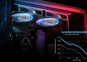 XPG VENTO PRO 120 PWM Fan Duyuruldu